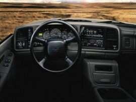 2002 Chevrolet Silverado 3500 LS 4x2 Crew Cab 167 in. WB