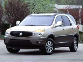 2003 Buick Rendezvous CX Front-wheel Drive