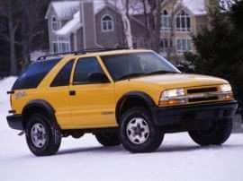 2003 Chevrolet Blazer Xtreme 2dr 4x2