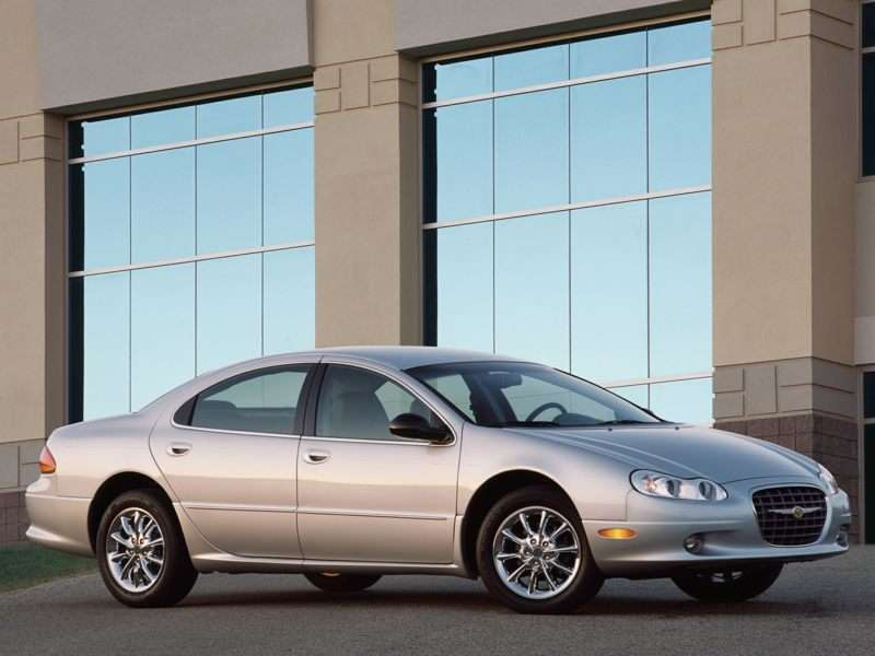 2003 Chrysler Concorde