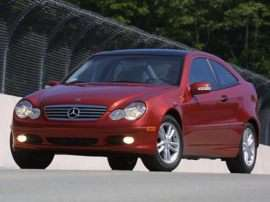 2003 Mercedes-Benz C-Class Kompressor Sport C230 2dr Coupe
