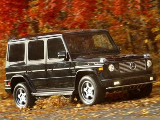 2003 Mercedes-Benz G-Class