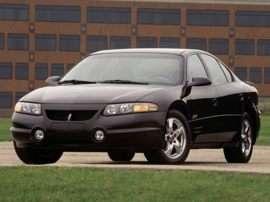 2003 Pontiac Bonneville SE 4dr Sedan