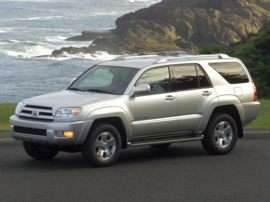 2003 Toyota 4Runner SR5 V6 4x2