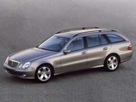 2004 Mercedes-Benz E-Class Base E320 4dr Rear-wheel Drive Station Wagon