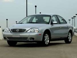 2004 Mercury Sable GS 4dr Sedan