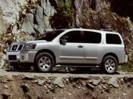 2004 Nissan Armada SE 4x2