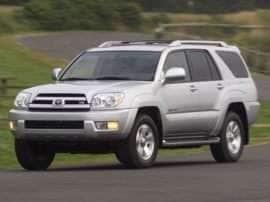 2004 Toyota 4Runner SR5 V6 4x2