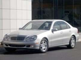 2005 Mercedes-Benz E-Class Base E320 CDI 4dr Sedan