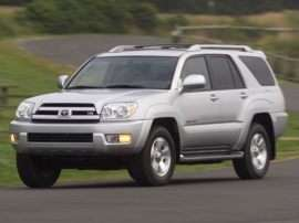 2005 Toyota 4Runner SR5 V6 4x2