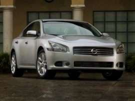Road Test: 2009 Nissan Maxima
