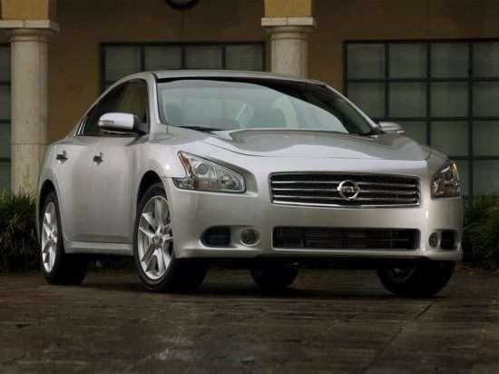 Test Drive: 2009 Nissan Maxima