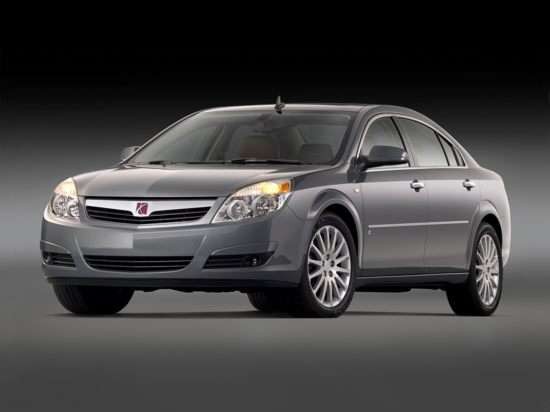 Best Used Saturn Sedan - Ion, Aura, L-Series