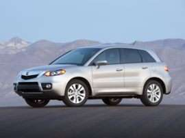 2010 Acura RDX Base 4dr Front-wheel Drive