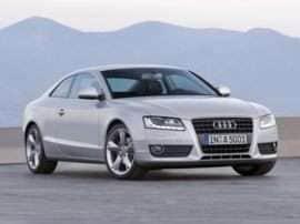 Audi Using Aluminum, Carbon Fiber to Drop A5 Weight