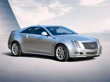 2011 Cadillac CTS Coupe First Drive Review