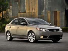 2011 Kia Forte 5-Door: Is the Hatch Back?