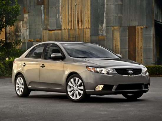 2011 Kia Forte Overview