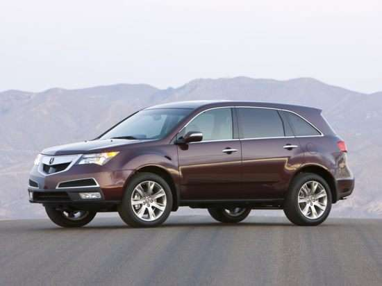 2012 Acura MDX Video Review and Road Test