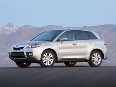 2012 Acura RDX w/Technology Package AWD