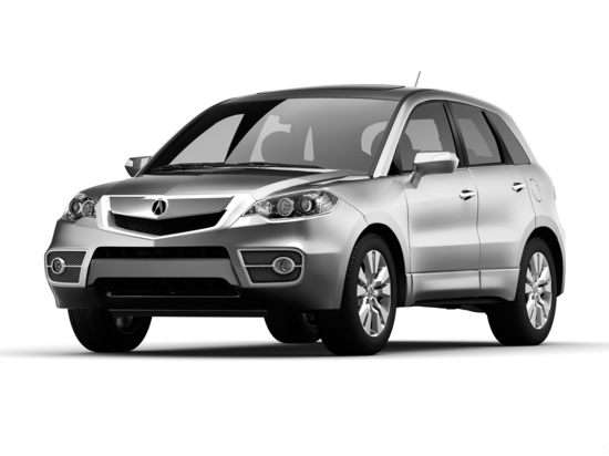 2012 Acura RDX w/Technology Package FWD