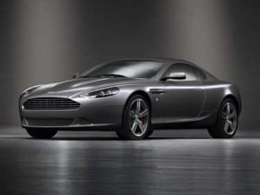 2012 Aston Martin DB9 Base Coupe
