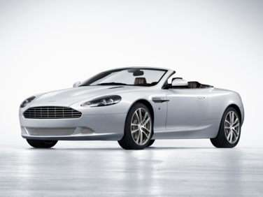 2012 Aston Martin DB9 Convertible