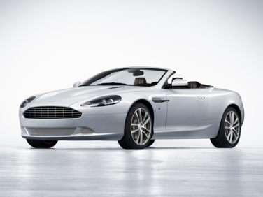 2012 Aston Martin DB9 Sport Edition Convertible