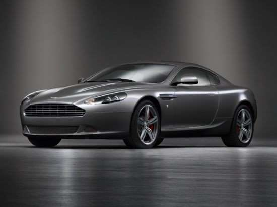 2012 Aston Martin DB9 Luxury Edition Coupe