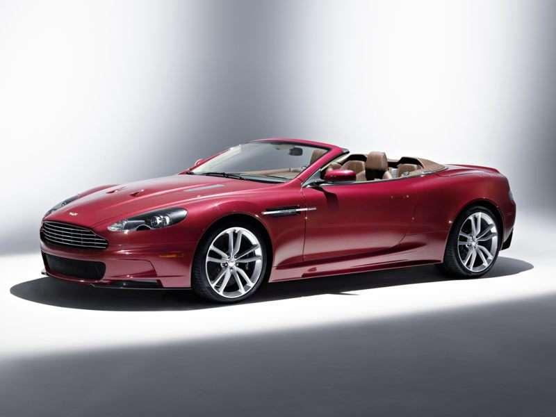 Research the 2012 Aston Martin DBS