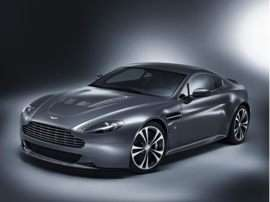 2012 Aston Martin V12 Vantage Base 2dr Coupe