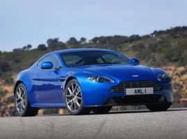 2012 Aston Martin V8 Vantage S Base 2dr Coupe