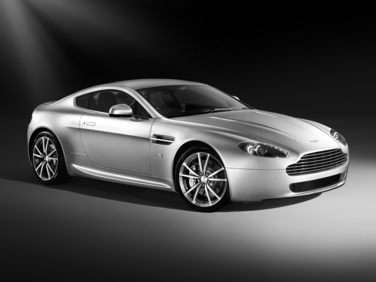 2012 Aston Martin V8 Vantage