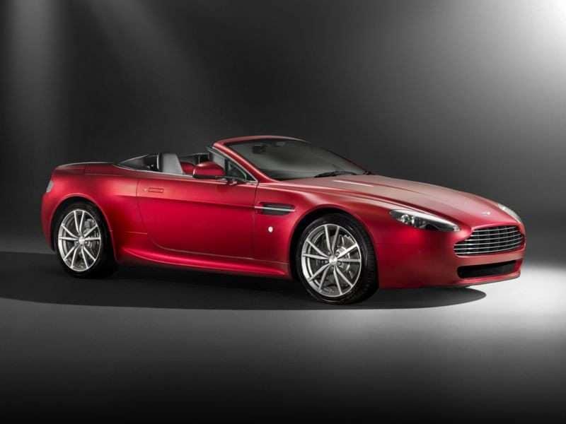 Research the 2012 Aston Martin V8 Vantage