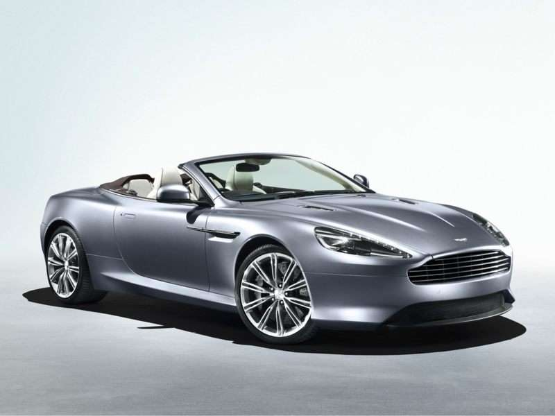 2013 Aston Martin Virage