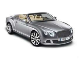 2012 Bentley Continental GTC Base 2dr Convertible