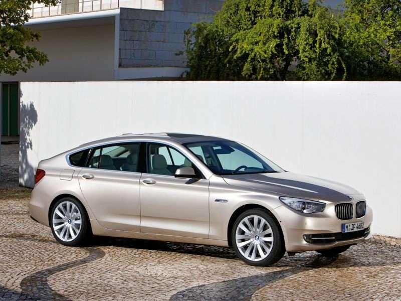 2012 BMW 550 Gran Turismo