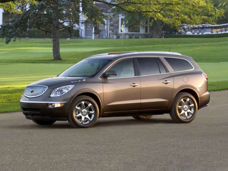 Research the 2012 Buick Enclave