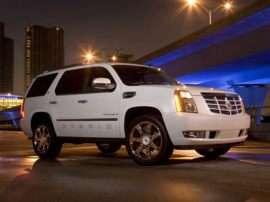 2012 Cadillac Escalade Hybrid Base 4x2