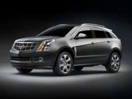 2012 Cadillac SRX Base 4dr Front-wheel Drive