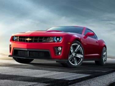 2012 Chevrolet Camaro ZL1 Coupe