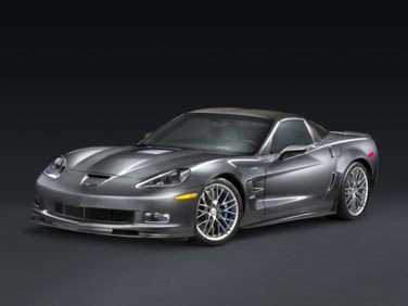 2012's Coolest Sports Cars: Chevrolet Corvette ZR1