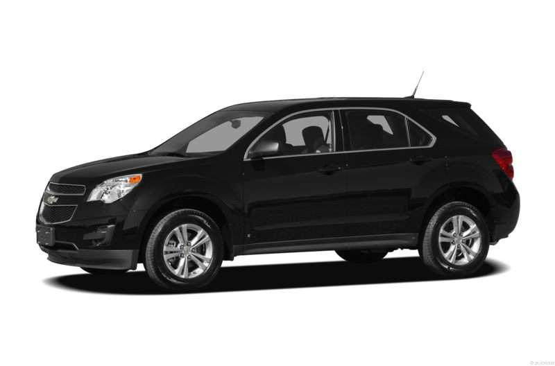 Research the 2012 Chevrolet Equinox