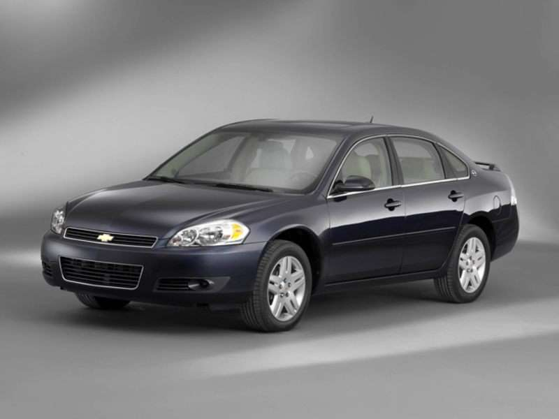 Research the 2012 Chevrolet Impala