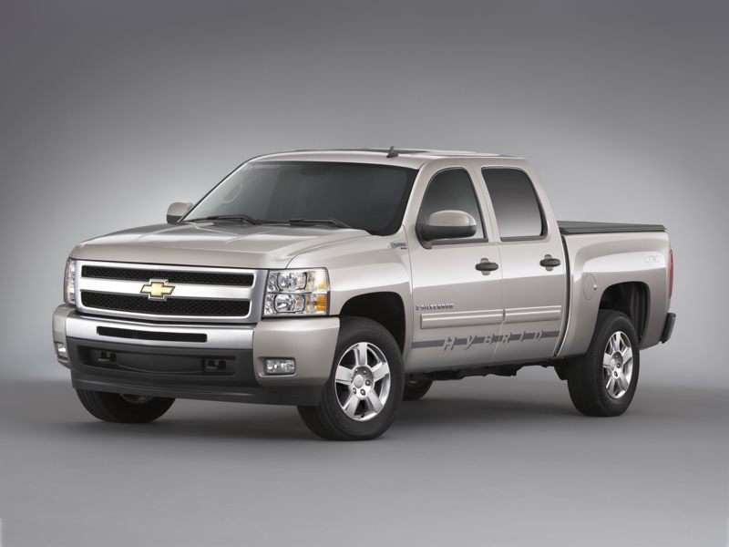 Research the 2013 Chevrolet Silverado 1500 Hybrid
