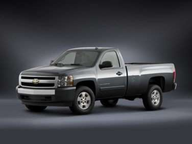 2012 Chevrolet Silverado 1500 