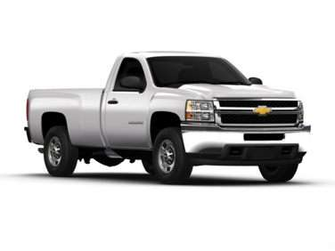 2012 Chevrolet Silverado 2500HD 