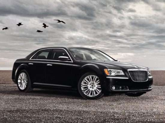 2012 Flex Fuel Vehicles List: Chrysler 300