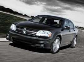 2012 Dodge Avenger SE 4dr Front-wheel Drive Sedan