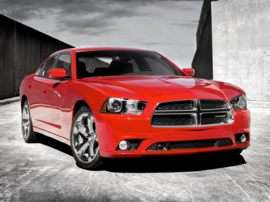 2012 Dodge Charger SE 4dr Rear-wheel Drive Sedan